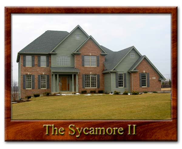 Hosler-McNamara Homes Sycamore II Luxury Home Presented By Peggy Cain.