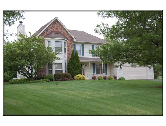 4 Bedroom St. Charles, IL Countryside Home with Pool For Sale Presented By Peggy Cain.