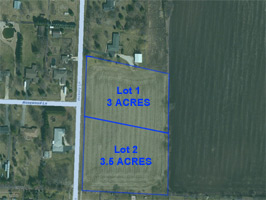 Batavia IL 3 Acre Horse Property For Sale