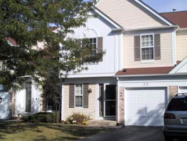 Streamwood IL Town Home For Rent